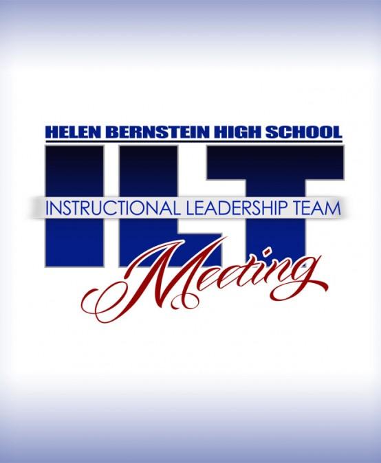 Instructional Leadership Team Meeting (ILT)
