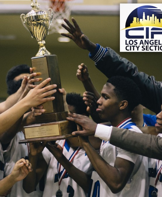 Boys Basketball CIF City Champs!!!