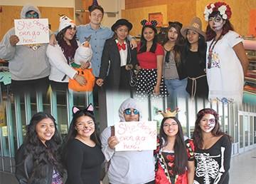 Halloween At Bernstein