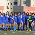 Varsity Girls Soccer Team