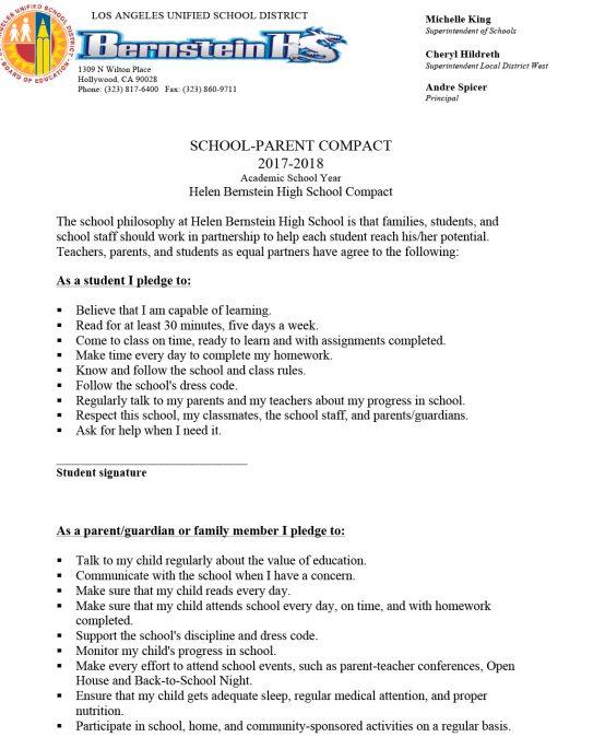School Parent Compact-2