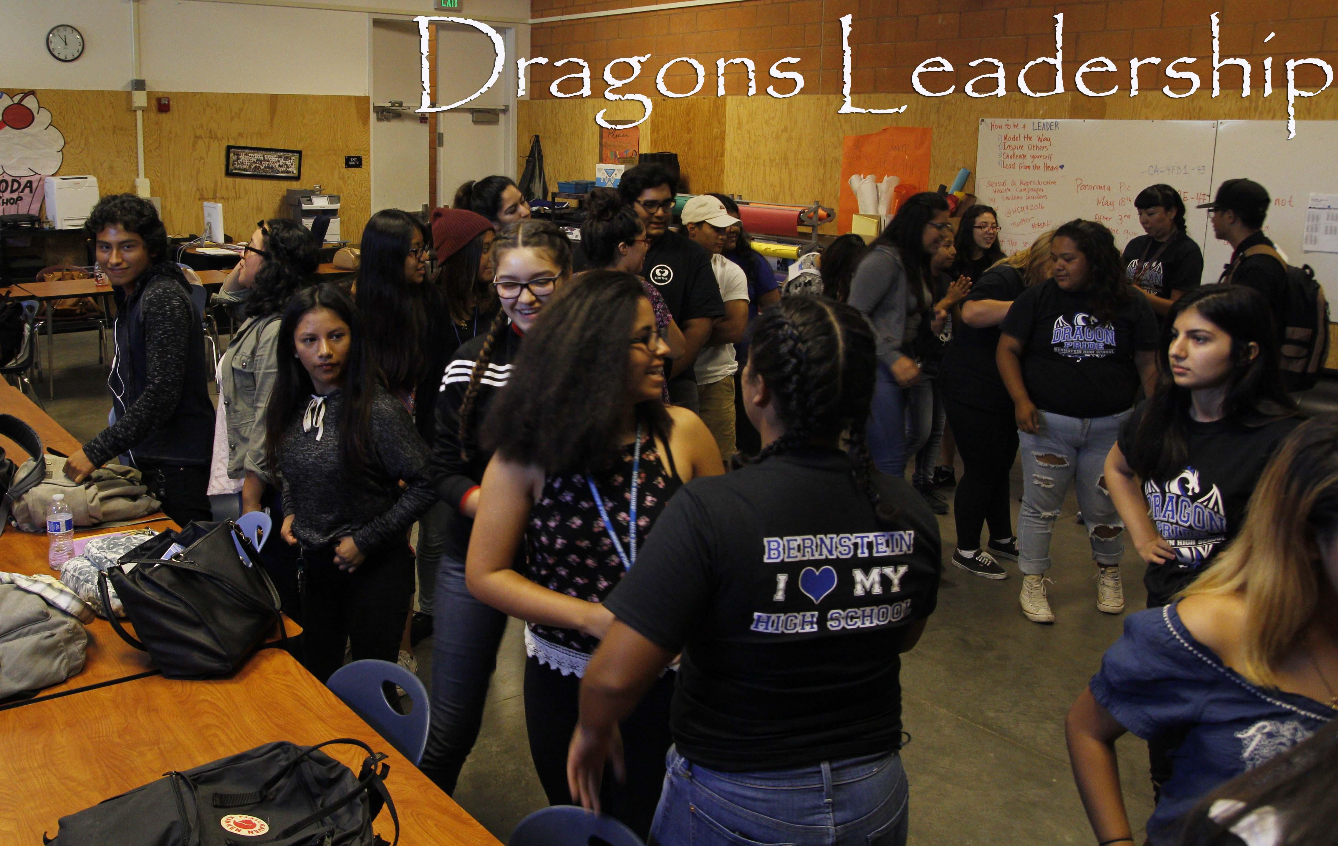 2016-2017 Leadership Class!!