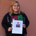 Desiree Aguilar for Secretary!