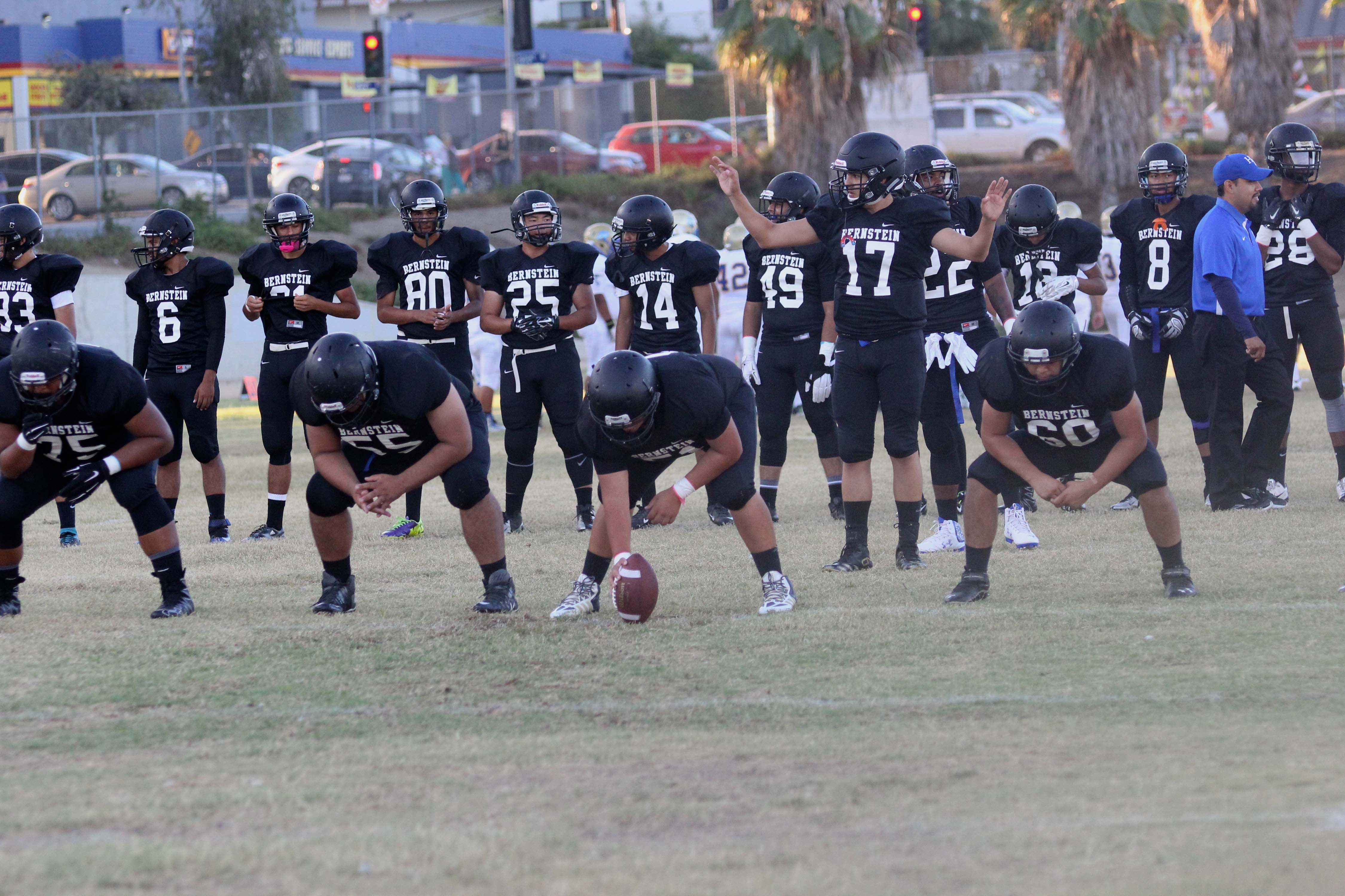 Football vs. Poly