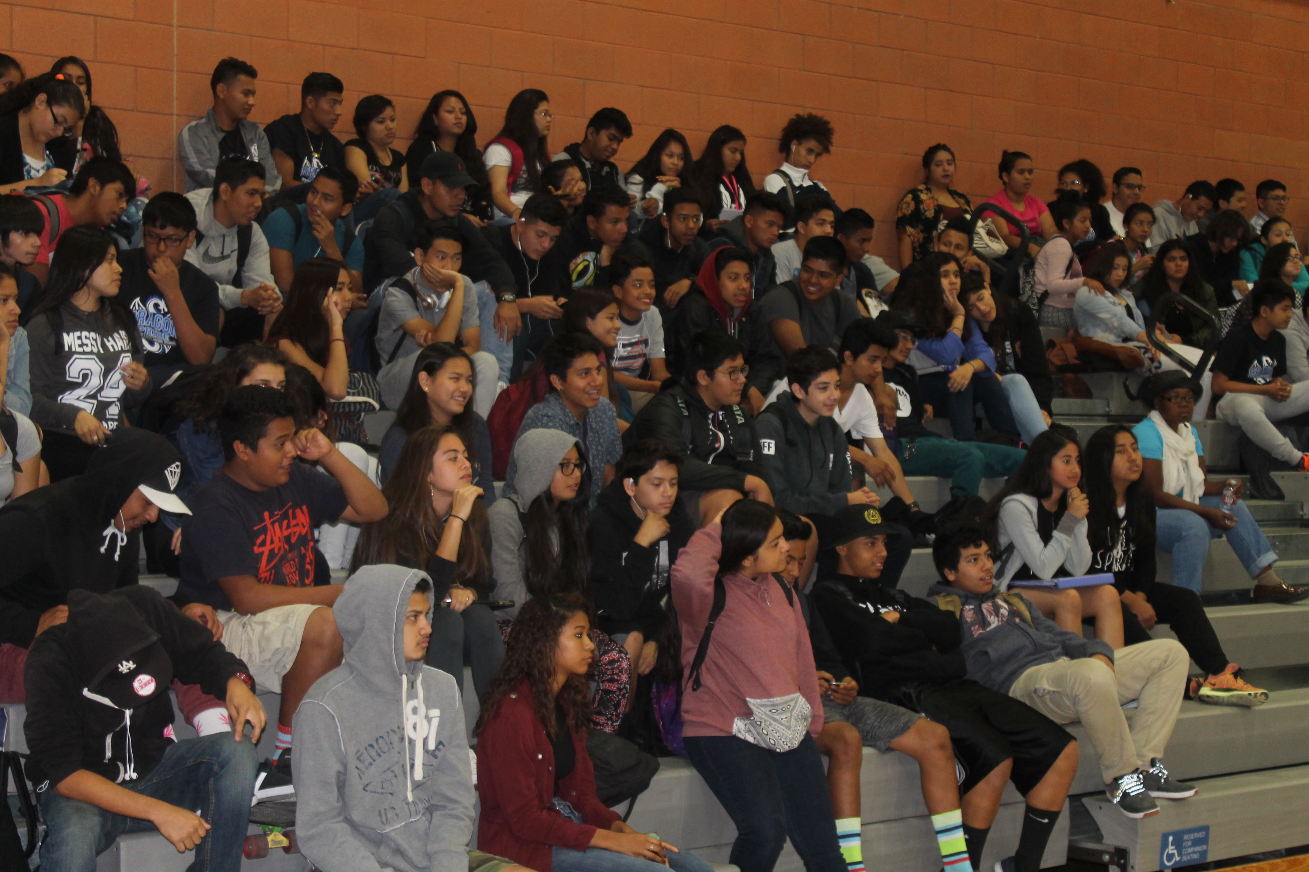Sophomore Assembly