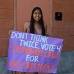 Stephanie Cruz for Vice President!