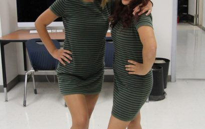 Twin Day!