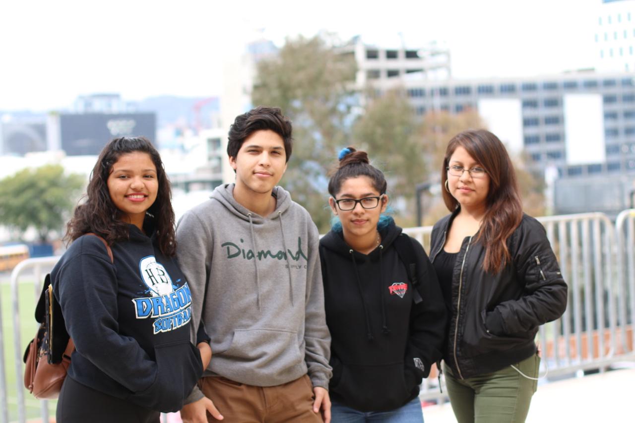 Bernstein's USC Bovard Scholars Applicants