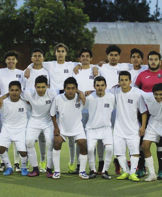 Boys soccer vs. Roybal