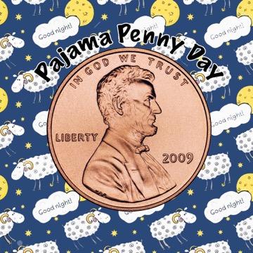 Pajama Penny Day