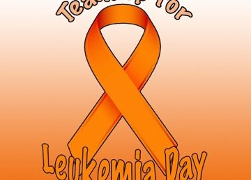 Team up for leukemia