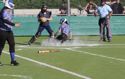 Varsity Softball Girls vs Orthopedic