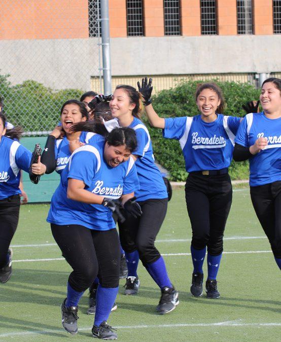 Jv Girls Softball