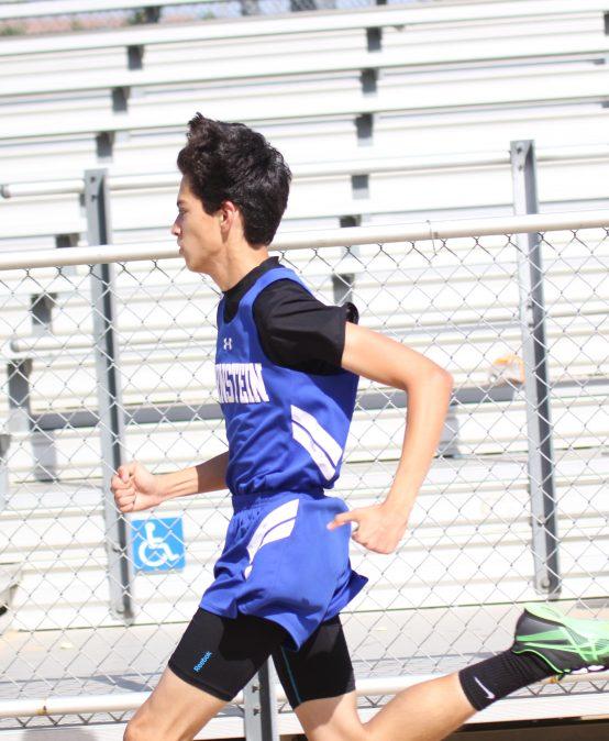 Track & Field vs Roybal