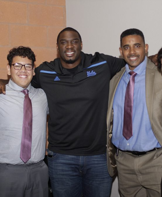 """Young Men of Color """"I Rise"""" Conference"""