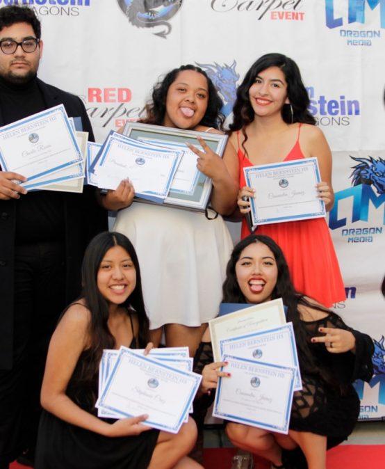 2017 Senior Awards