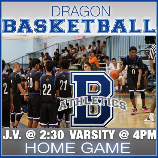 Boys Basketball -vs- Kennedy @ 2:30/4:00PM