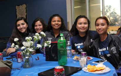 Girl's Volleyball Banquet