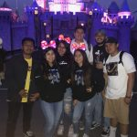 Gradnite at Disneyland