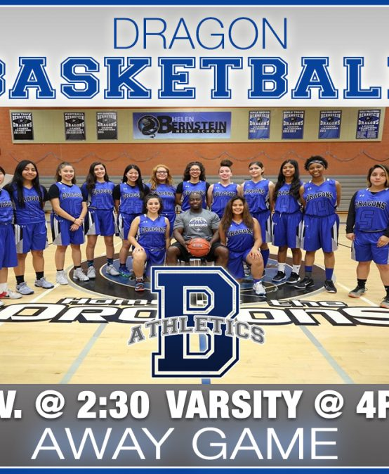 Girl's B-Ball @Diego Rivera
