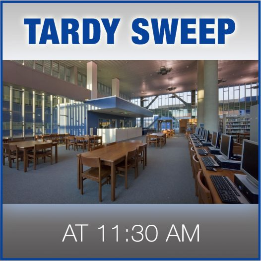 Tardy Sweep