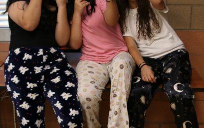 Spirit Week – Pajama Day