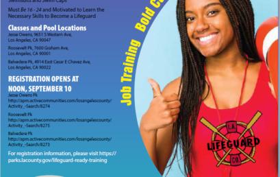 Life Guard Training Program